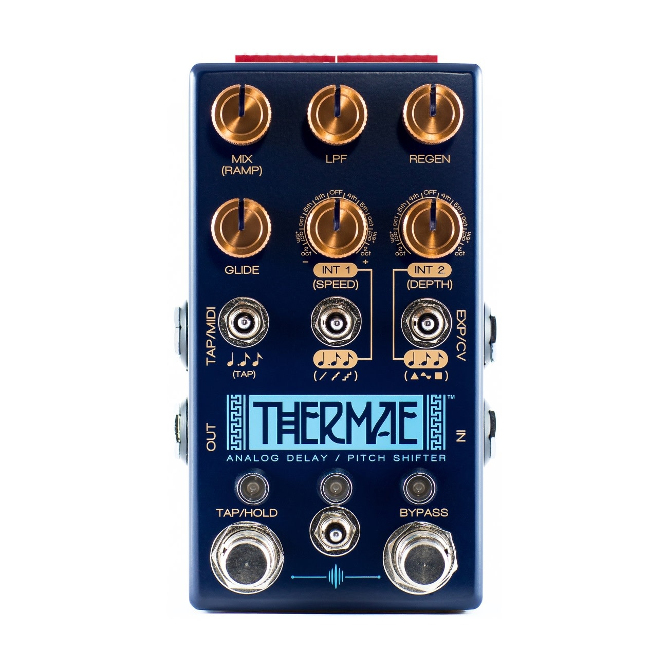 Chase Bliss NEW Chase Bliss Audio Thermae Analog Delay/Pitch Shifter
