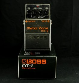 Boss USED Boss MT-2 Metal Zone (387)