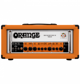 Orange NEW Orange Rockerverb 50 MKiii