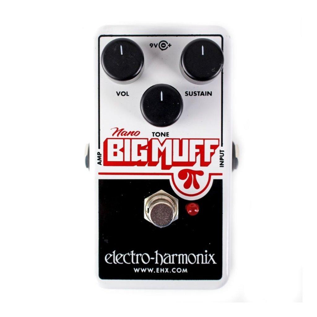 Electro Harmonix NEW Electro Harmonix Nano Big Muff Pi