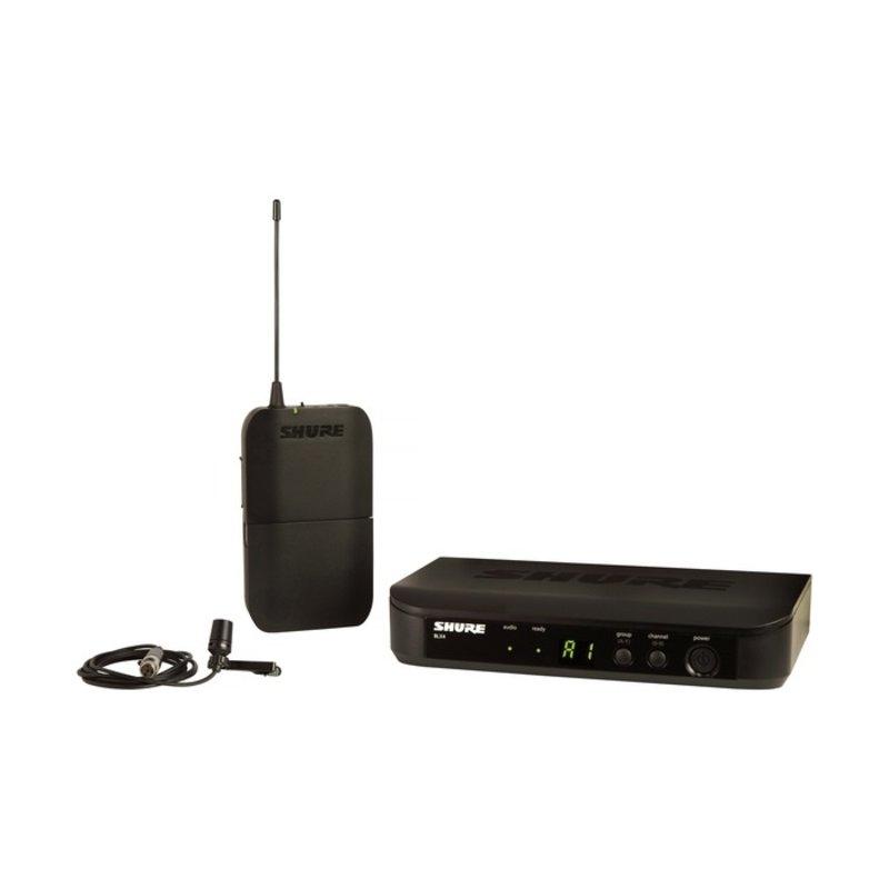 Shure NEW Shure BLX14/CVL Lavalier Wireless System