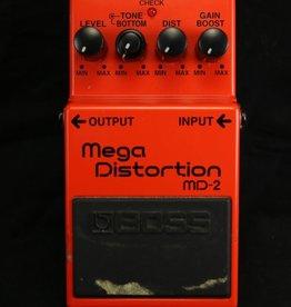 Boss USED Boss MD-2 Mega Distortion (889)