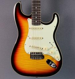 Fender DEMO Fender Aerodyne Classic Stratocaster - 3-Color Sunburst (960)