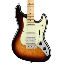 Fender NEW Fender Sixty-Six - 3-Color Sunburst (053)