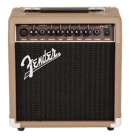 Fender NEW Fender Acoustasonic 15 (069)