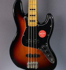 Squier DEMO Squier Classic Vibe '70s Jazz Bass - 3-Color Sunburst (037)