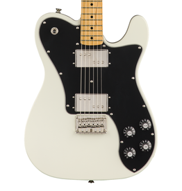 Squier NEW Squier Classic Vibe '70s Telecaster Deluxe - Olympic White (301)