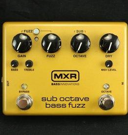 Dunlop USED Dunlop MXR Sub Octave Bass Fuzz (421)