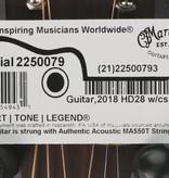 Martin DEMO Martin HD-28 - Natural with Aging Toner (079)