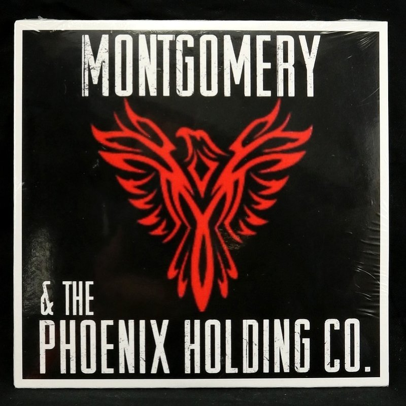 Local Music Montgomery & The Phoenix Holding Co. (CD)
