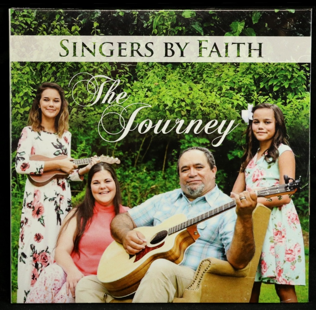 Local Music Singers By Faith - The Journey (CD)