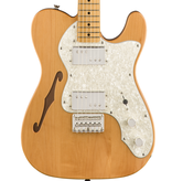 Squier NEW Squier Classic Vibe '70s Telecaster Thinline - Natural (311)