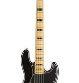 Squier NEW Squier Classic Vibe '70s Jazz Bass V - Black (836)