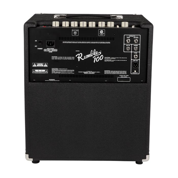 Fender NEW Fender Rumble 100 (269)