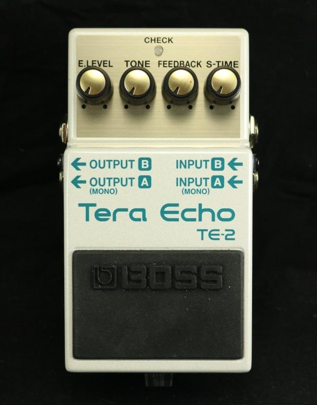 Boss USED Boss TE-2 Tera Echo (694)