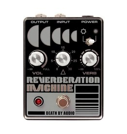 Death by Audio NEW Death By Audio Reverberation Machine
