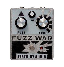 Death by Audio NEW Death By Audio Fuzz War