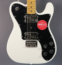 Squier DEMO Squier Classic Vibe '70s Telecaster Deluxe - Olympic White (672)