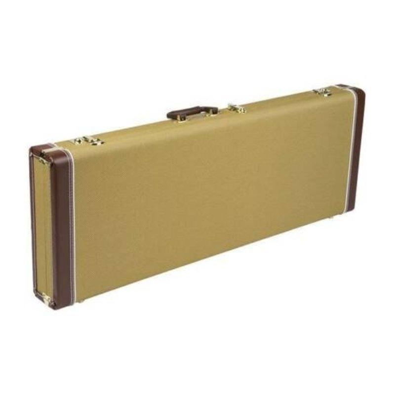 Fender NEW Fender Classic Series Wood Case - Strat/Tele - Tweed