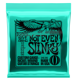Ernie Ball NEW Ernie Ball Not Even Slinky Electric Strings - .012-.056