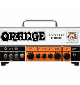 Orange NEW Orange Rocker 15 Head (001)