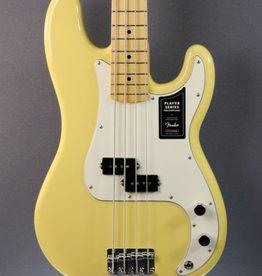Fender DEMO Fender Player Precision Bass - Buttercream (481)