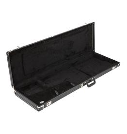 Fender NEW Fender G&G Standard Jazz Bass/Jaguar Bass Hardshell Case - Black/Black