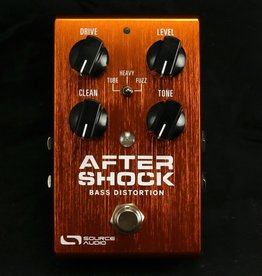 USED Source Audio Aftershock Bass Distortion (633)