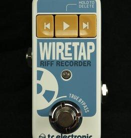 TC Electronics USED TC Electronic Wiretap Riff Recorder (029)