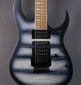 Ibanez DEMO Ibanez RG470DX - Black Planet Matte (798)