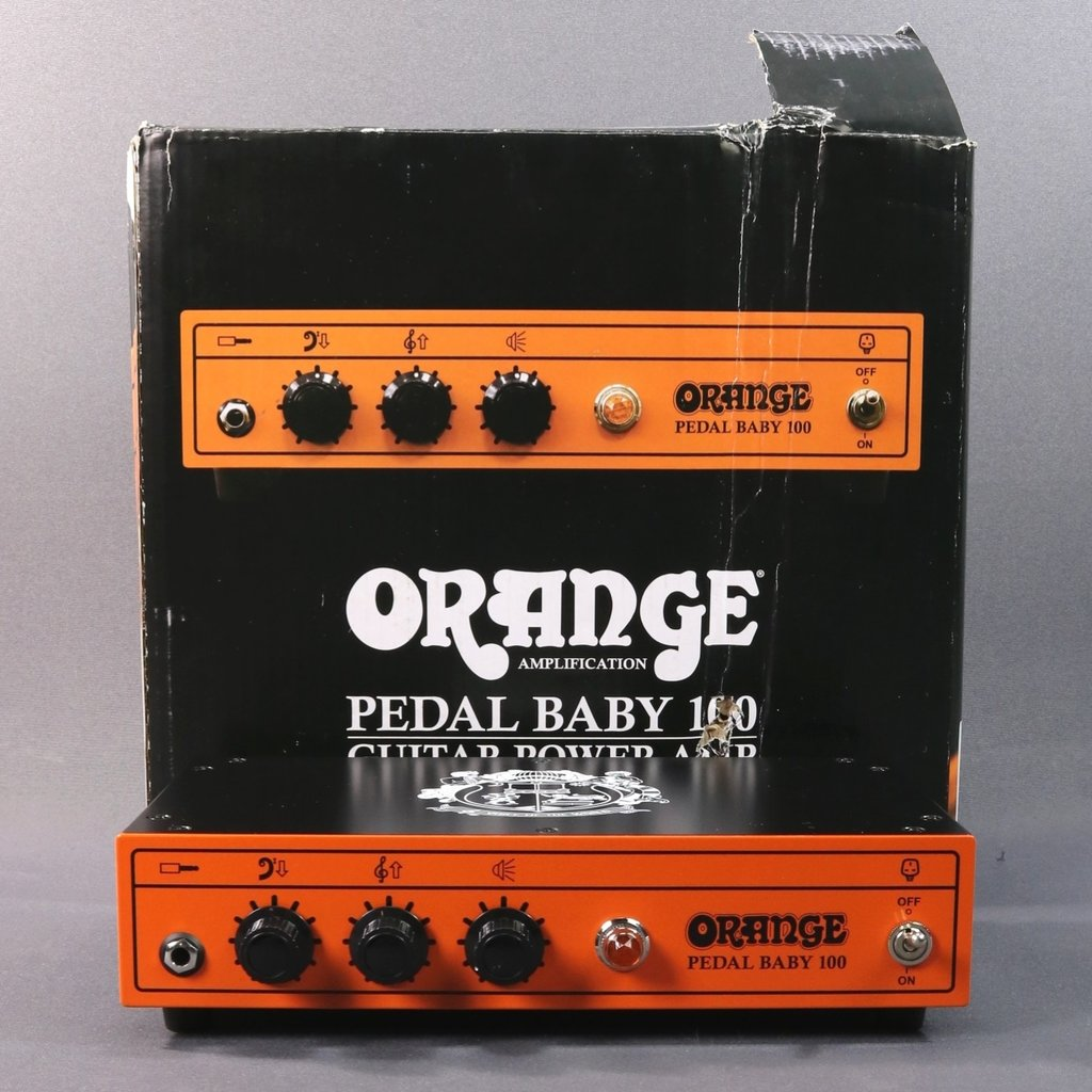 Orange DEMO Orange Pedal Baby 100 (119)