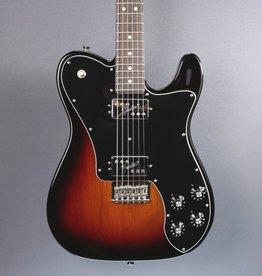 Fender USED Fender American Professional Telecaster Deluxe Shawbucker 3-Color Sunburst (973)