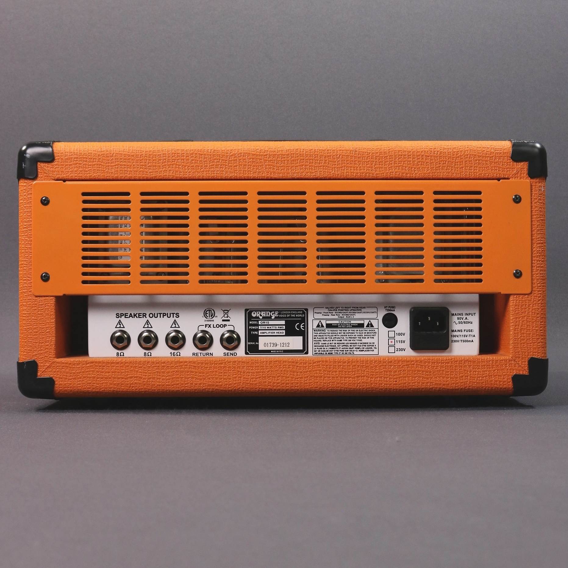 Orange USED Orange OR15 (212)