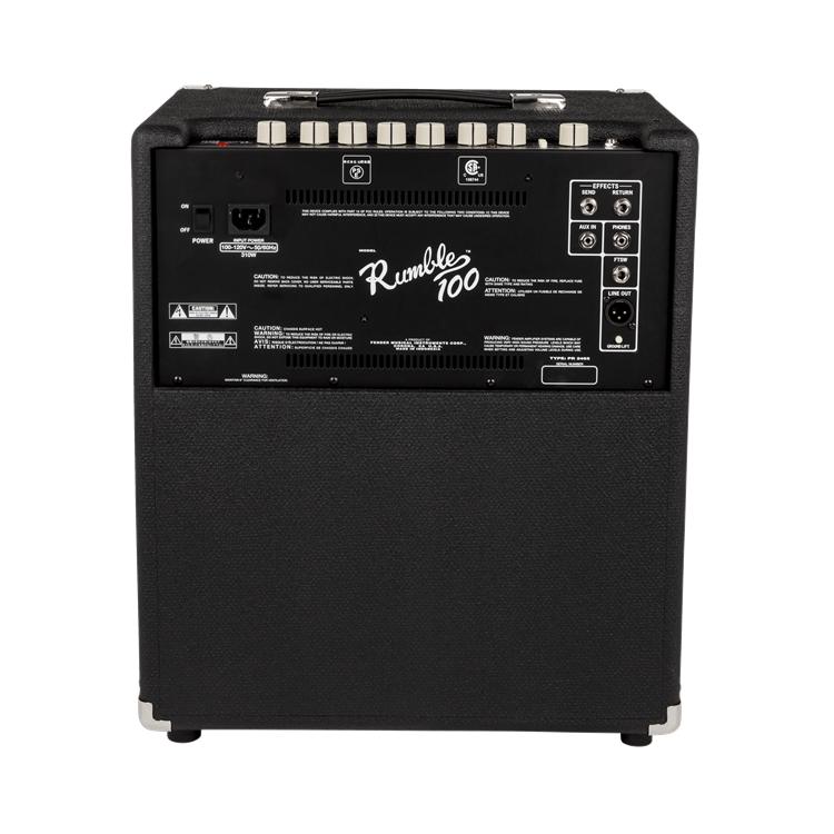 Fender NEW Fender Rumble 100 (633)