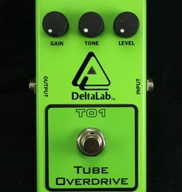 Delta Lab USED Delta Lab TO1 Tube Overdrive (487)