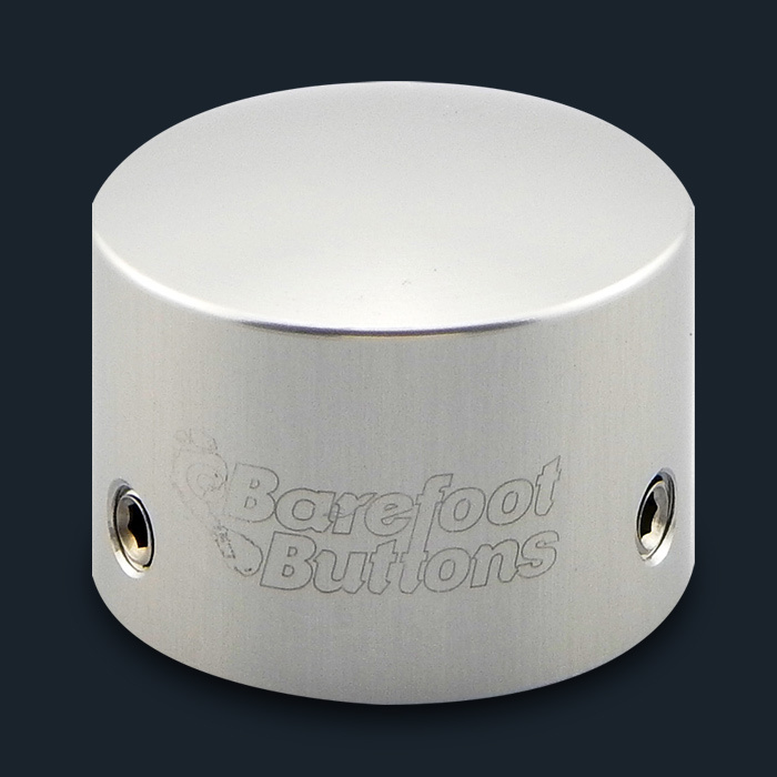 Barefoot Buttons NEW Barefoot Buttons V2: Tallboy Acrylic Clear