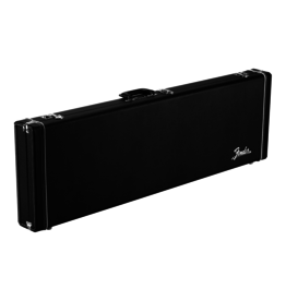 Fender NEW Fender Classic Series Case - Precision Bass/Jazz Bass - Black