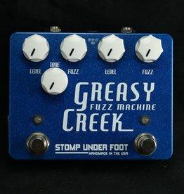 Stomp Under Foot USED Stomp Under Foot Greasy Creek Fuzz Machine (020)