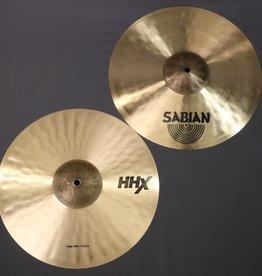 "Sabian USED Sabian 14"" HHX Stage Hats (964)"