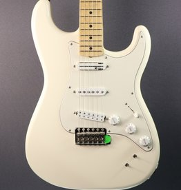 Fender DEMO Fender EOB Sustainer Stratocaster - Olympic White (789)