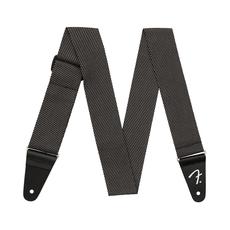 Fender NEW Fender Modern Tweed Strap - Gray/Black