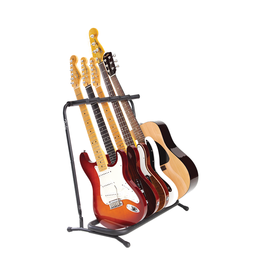 NEW Fender Multi-Stand 5 Guitar Stand