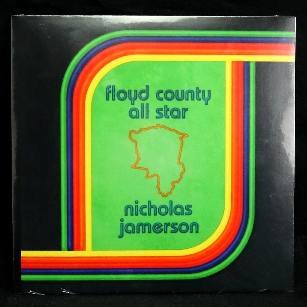 Local Music Nick Jamerson - Floyd County All Star (CD)