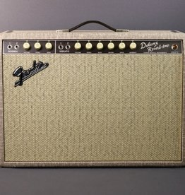 Fender DEMO Fender Limited Edition '65 Deluxe Reverb - Fawn w/ Celestion Greenback (790)