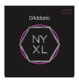 D'Addario NEW D'Addario NYXL Electric Strings - Super Light Plus - .0095-.044