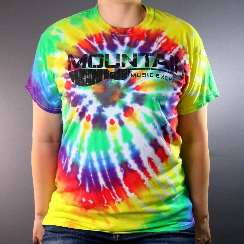 MME Tie-Dye Tee - Extra Large