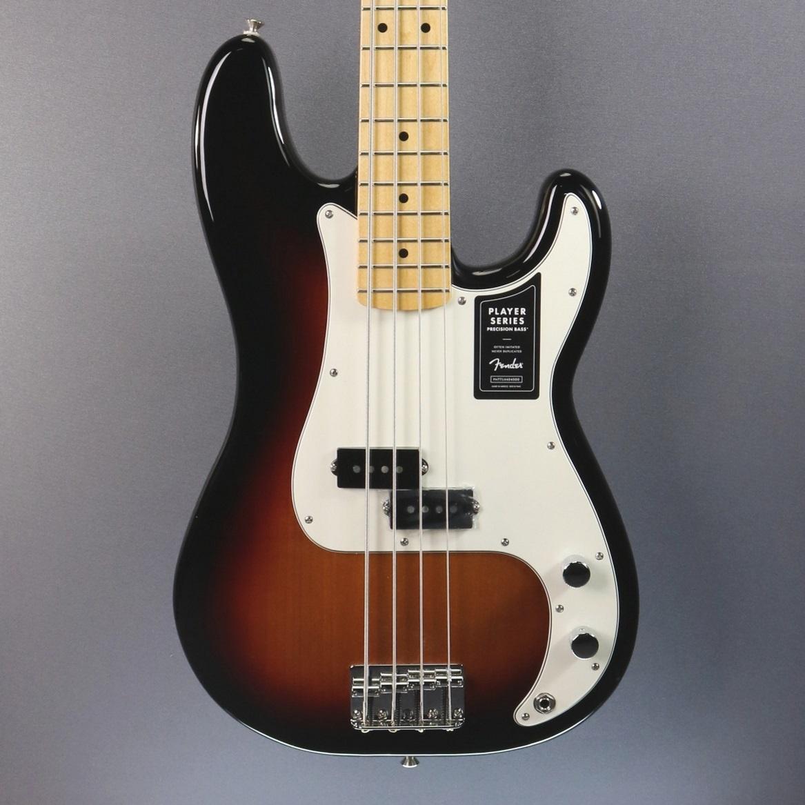 Fender DEMO Fender Player Precision Bass - 3-Color Sunburst (753)