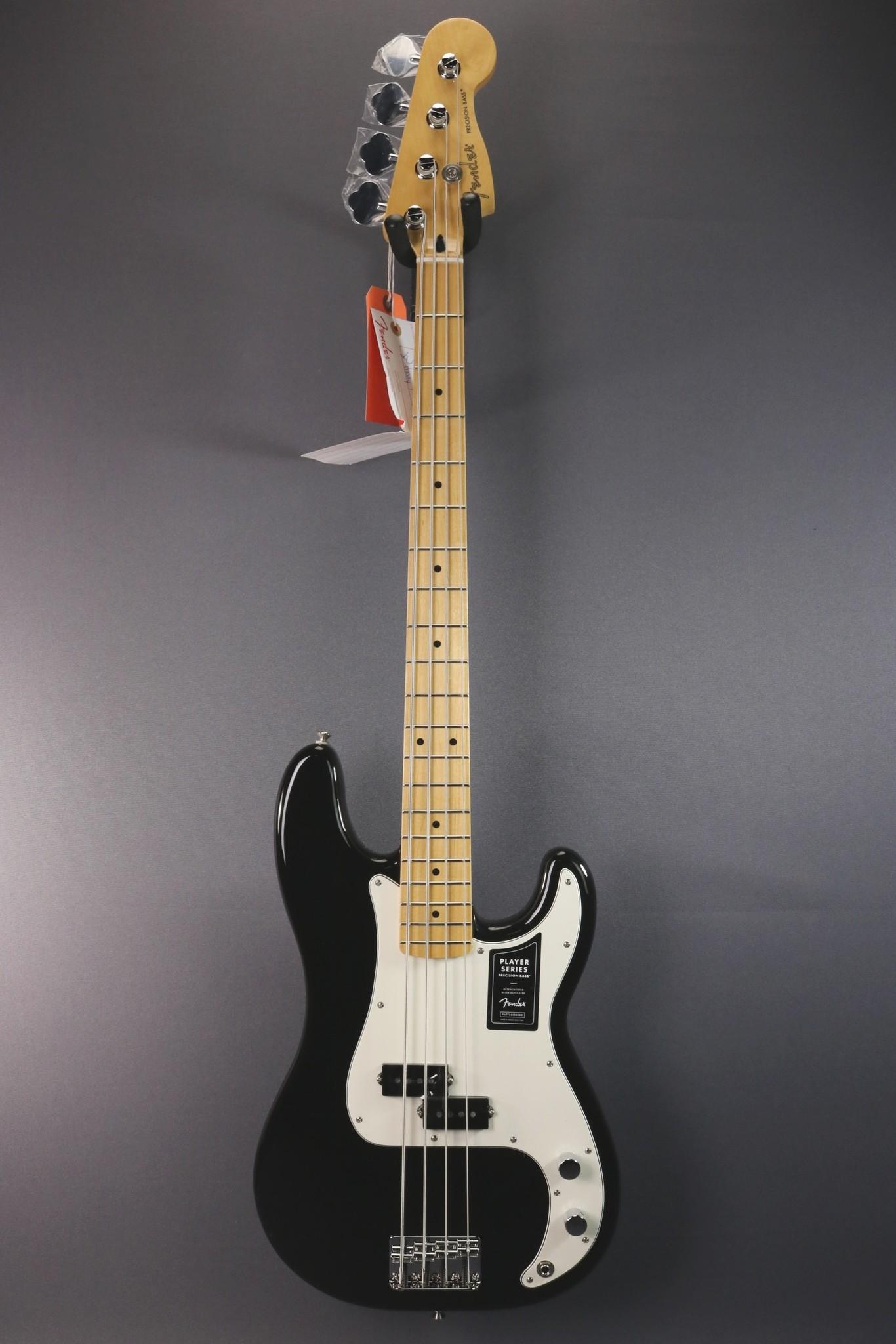 Fender DEMO Fender Player Precision Bass - Black (038)