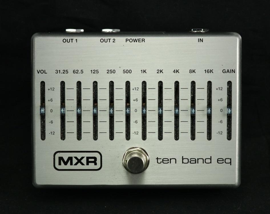 Dunlop USED Dunlop MXR 10 Band EQ (216)