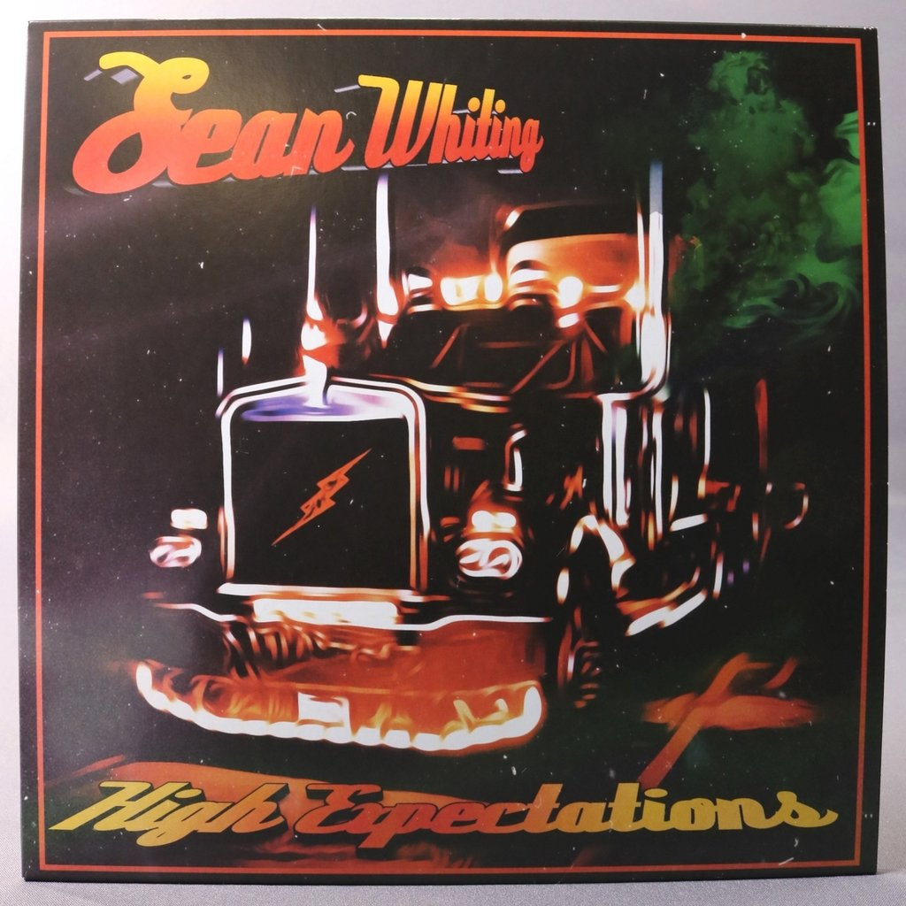 Local Music Sean Whiting - High Expectations (Vinyl)